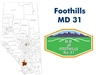 Foothills Municipal District 31
