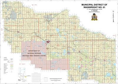 Wainwright Municipal District 61