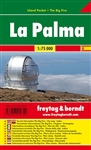 ak0518ip La Palma Island Pocket Map