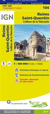 104 Reims Saint Quentin IGN France