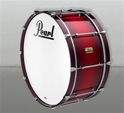 Pearl Pipe Band Maple Bass 28x14""