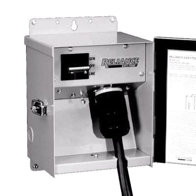 Reliance-Controls-CSR202 Transfer Switch | yamahagenerators.com