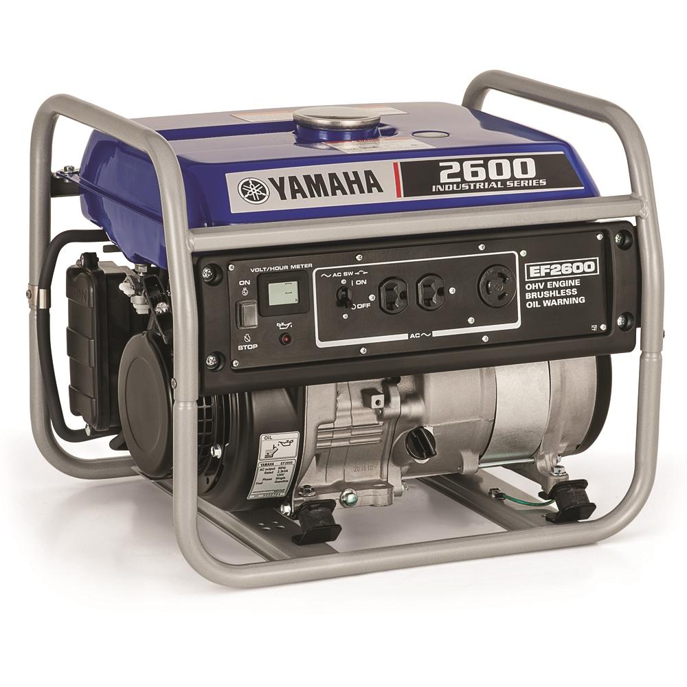 Yamaha Ef Generator