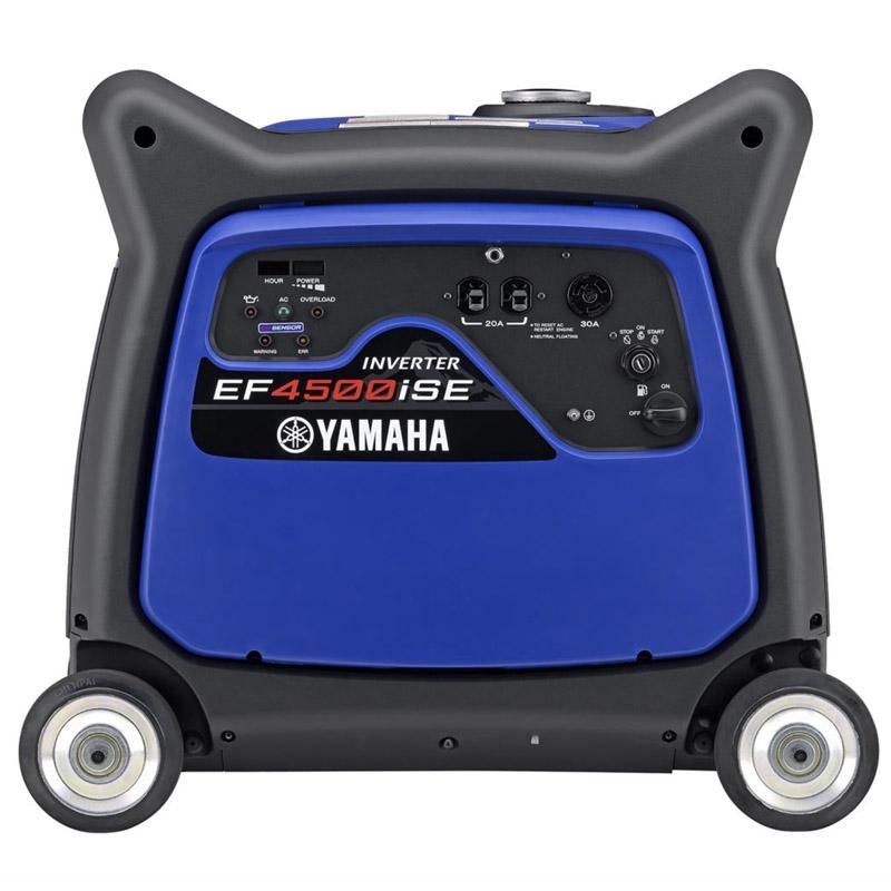 Yamaha ef4500ise for Yamaha inverter generator 4500