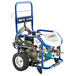 Yamaha PW4040A Pressure Washer