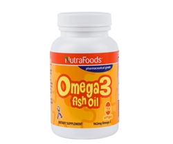Omega 3 Fish Oil - Softgels
