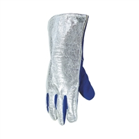 Aluminum Coated Welding Gloves