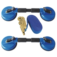 Suction Cup & Strap Kit