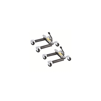 GO JACK CAR TROLLEY (Set of 2)