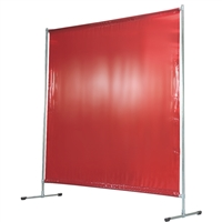 Welding Curtain and Frame