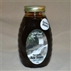 1lb buckwheat raw honey jar