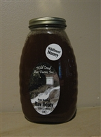 2lb raw wildflower honey