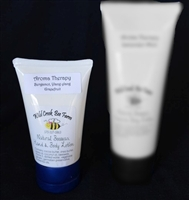 2.5 oz hand and body lotion