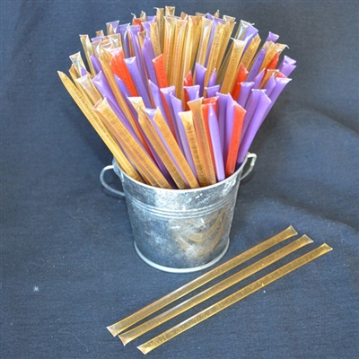 flavored honey sticks