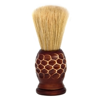999 Handcrafted Shaving Brush - Golf