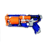 Nerf Strongarm Fully Modded w/Unleashed Solid Final Stage Kit