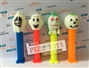 Glow in the Dark Ghost set PEZ