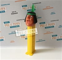 Indian Whistle - vintage PEZ