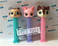 The Littlest Pet Shop PEZ