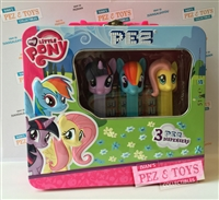 PEZ My Little Pony Metal Tin
