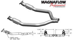 Magnaflow High-Flow Catalytic Converter 16420