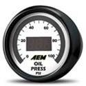 AEM Digital Fuel Pressure Gauge