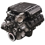 Edelbrock Supercharged GEN III 6.4L Based Chrysler 426 HEMI Crate Engine w/ Accessories & Electronics - 46127