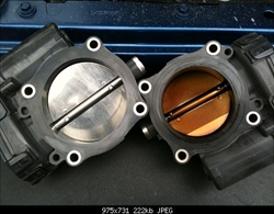 JEEP JK VIPER THROTTLE BODY