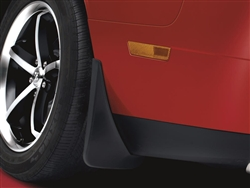 ***ONE LEFT ON OUR SHELF*** Mopar Rear Molded Splash Guards for all 2008-2014 Challengers
