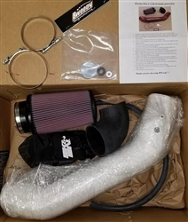 "BWoody Jeep SRT-8 4"" Cold Air Intake"