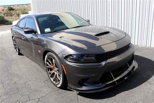 Apr Custom Chin Splitter 2015 Dodge Charger Srt8 Scat