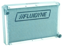 Fluidyne Heavy Duty Aluminum Drop-In Radiator for 2005+ 5.7L, 6.1L & 6.4L HEMI Cars SHP30-HD
