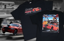 High Horse Performance Branded T-Shirt - HHP The Red Baron, Short Sleeve Tee Shirt - INCLUDES SHIPPING!