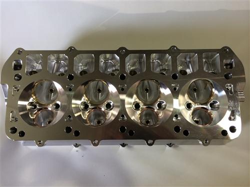 Billet Cylinder Heads : Hhp billet aluminum gen hemi quot victory cylinder head bare