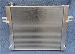 Karma Racing Products WK1 Performance Aluminum Radiator (2006-2010 Jeep Grand Cherokee) - WK1KARMARAD