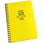 "Rite in the Rain 353N All-Weather Field Polydura Spiral Notebook, Numbered Pages, 4 5/8"" x 7"""