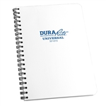 "Rite in the Rain 673 Waterproof DuraRite Universal Notebook, 4 5/8"" x 7"""