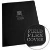 "Rite in the Rain 774-MX All-Weather Maxi Universal Field-Flex Book, Black, 8.5"" x 11"""