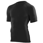 Augusta Youth Hyperform Compression Short Sleeve Shirt