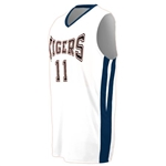 Basketball Game Jersey - Custom 1 Color Print