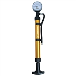 "Champro 10"" Dual Action Pump with Pressure Gauge"