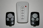 Wayne Dalton garage door opener access package 2 transmitters and keyless entry