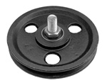 Sheave Pulley with Bolt 5 1/2""