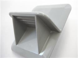 Wayne Dalton Replacement Gray Step Plate Lift Handle