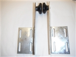 Wayne Dalton Low Head Room Garage Door Brackets & Wheels