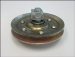 "4"" Cable Stud Pulley Wheel For Extension Springs Garage Doors"