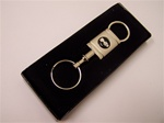 H3 Chrome Valet Key Chain