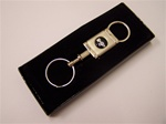H2 Chrome Valet Key Chain