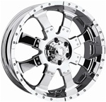 "Hummer H3 Ultra Goliath 17"" 17.00 x 8.00 Wheel"