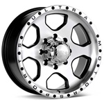 "Hummer H3 Ultra Rogue 17"" 17.00 x 8.00 Wheel +10 Offset"
